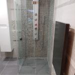 rekonstrukce koupelny brno sprchový kout